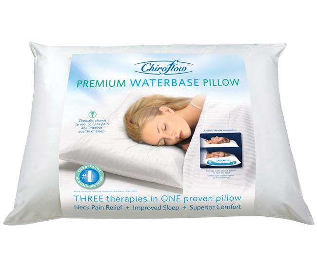 Chiroflow 174 Waterbase Pillow