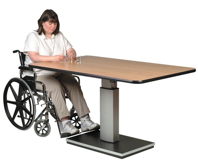 Hausmann Electric Hi Lo Work Table