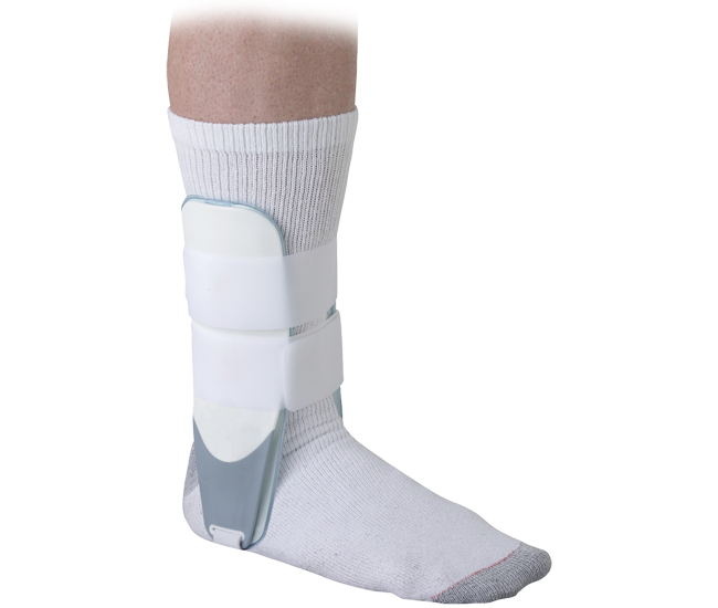 air stirrup ankle brace instructions