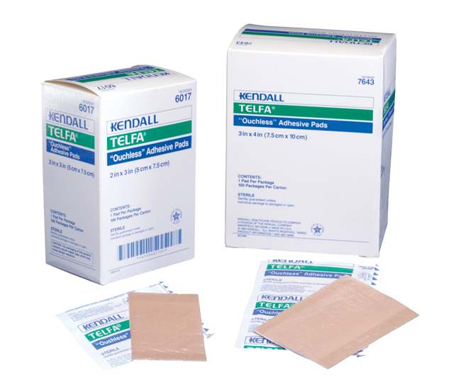 Telfa 174 Quot Ouchless Quot Adhesive Dressing